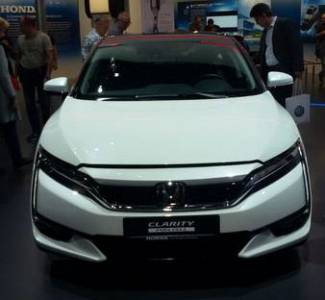 Honda Clarity Fuell Cell