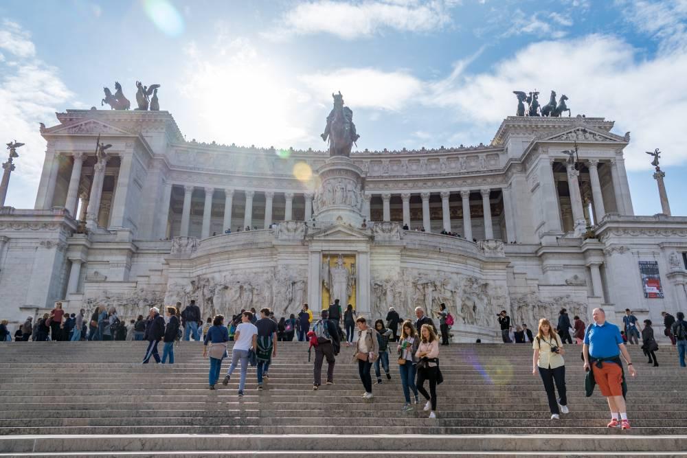 geschichte gymnasium rom