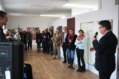Wg Eichinger 3 Vernissage am 22.03