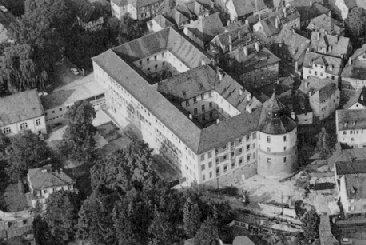 Luftaufnahme von 1966