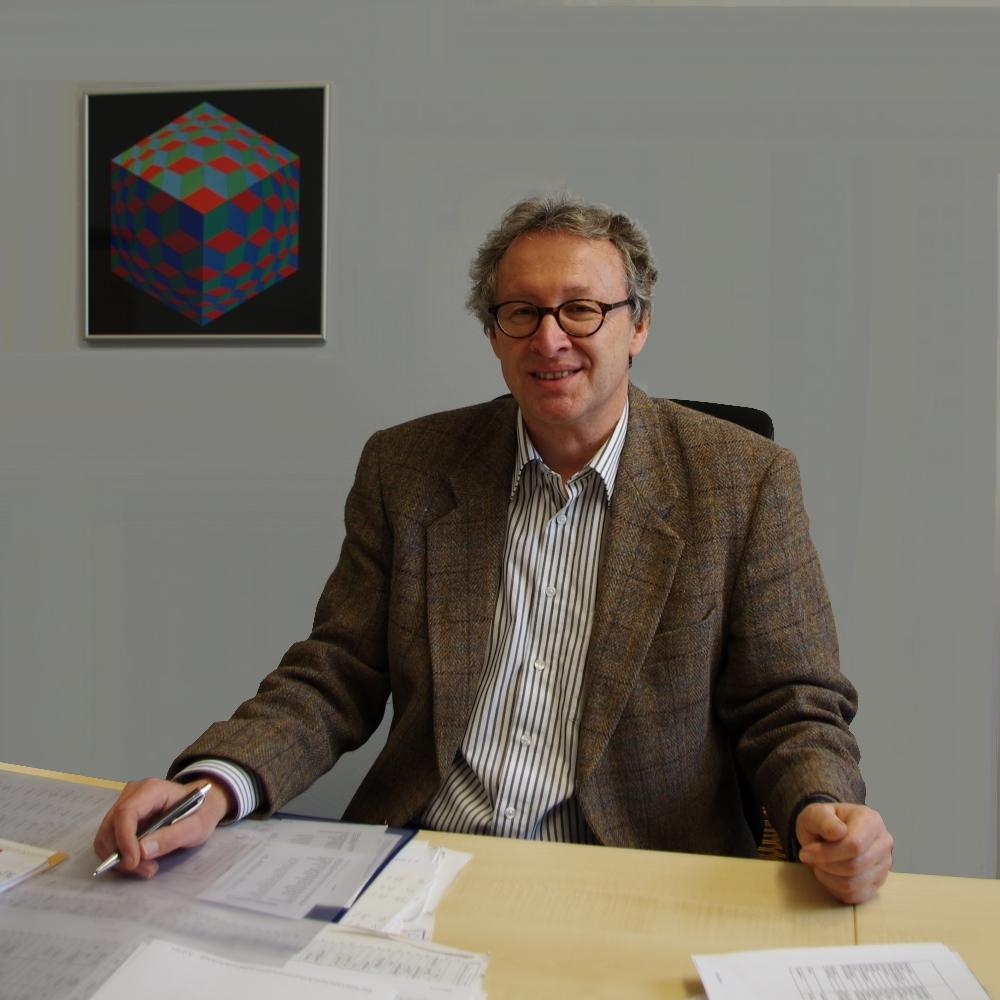 Studiendirektor Helmut Weiß